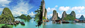 Views of Halong Bay