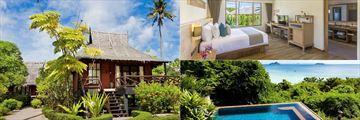 Villa details at Phi Phi Island Beach Resort