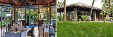 Villa Samadhi, The Dining Room
