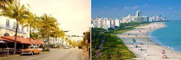 Ocean Drive & Miami Beach