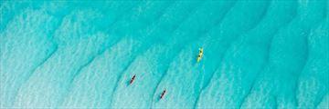 Kayaking in the Whitsundays