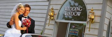 Wedding Chapel Drive Thru in Las Vegas