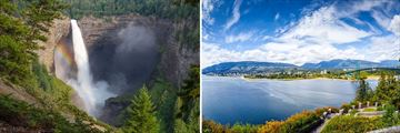 Wells Gray Provincial Park & Vancouver Cityscapes