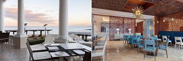 Quadro Brasserie and The Terrace at The Westin Dragonara