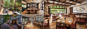 Westin Riverwalk, Zocca Cuisine D' Italia Restaurant