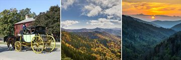 Williamsburg, Blue Ridge Mountains & Great Smoky Mountains