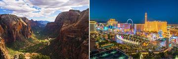 Zion National Park & Las Vegas