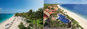 Zoetry Paraiso de la Bonita Riviera Maya, Aerial View of Beach and Resort
