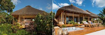 Zuri Zanzibar, Garden Bungalow and Ocean Front Suite