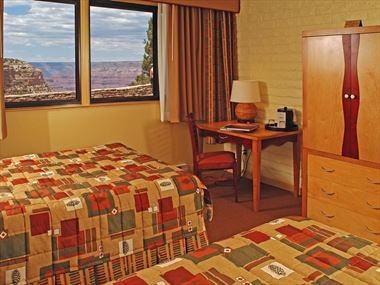 Double double guestroom, Kachina Lodge