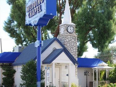 Graceland Wedding Chapel, Las Vegas