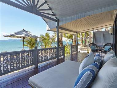 Paradise Beach Hotel, Beachfront Villa