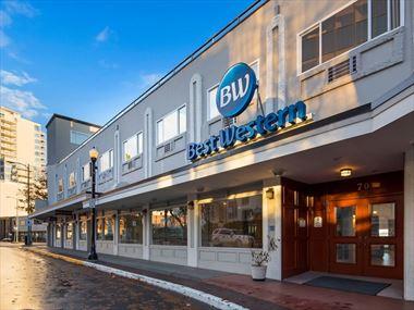 Best Western Dorchester Hotel exterior