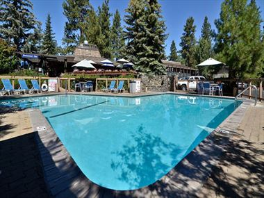 Best Western Plus Station House pool