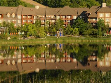 Blue Mountain Village, Mill Pond, Blue Mountain Resort