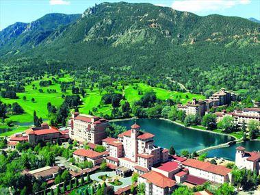 Broadmoor Resort, Colorado Springs