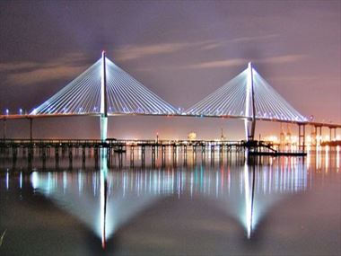Charleston Bridge, South Carolina
