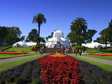 Explore Golden Gate Park, San Francisco