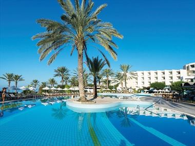 Main pool at Constantinou Bros Athena Beach Hotel