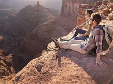 Take an active holiday in Moab, Utah