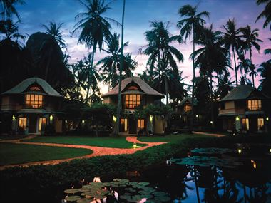 Top 10 luxury hotels in Thailand