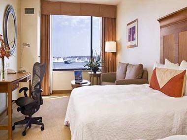Hilton Garden Inn Deluxe Waterview Room