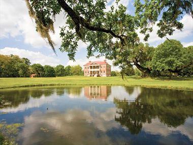 Exploring the plantations & gardens of Charleston