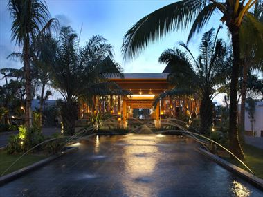 Exterior view of The Samaya Seminyak