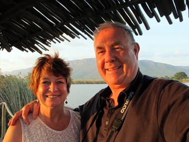 Chris & Allyson share their South Africa holiday story