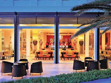 Talos Lounge, Grecotel Creta Palace