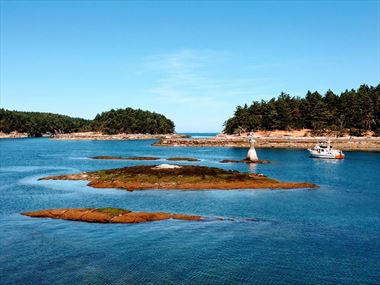 Exploring British Columbia's national parks