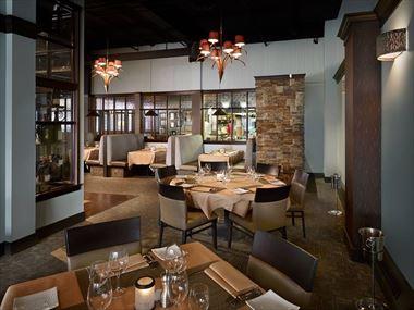 Top 10 restaurants in Edmonton, Alberta