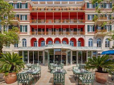 Porat Restaurant at Hilton Imperial Dubrovnik