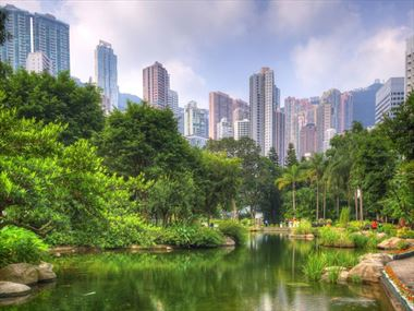 Top 10 city parks in the world