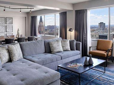 Hyatt Regency Louisville VIP Suite
