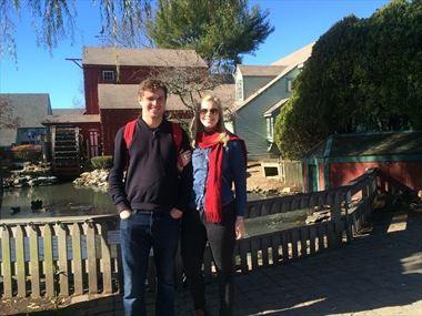Moira & Douglas share their USA holiday story with us