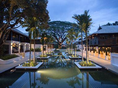 Na Narind Boutique Romantic Resort at Twilight