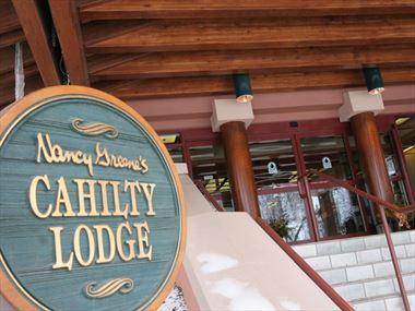 Nancy Greene's Cahilty Hotel