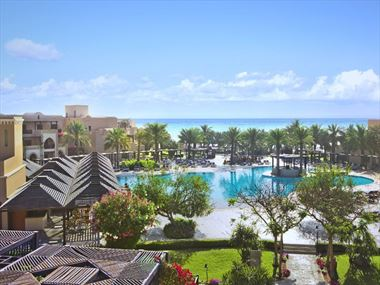 Overview of Miramar Hotel Fujairah
