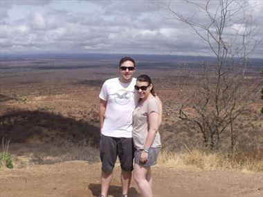 Bethan & Richard share their Kenya holiday story