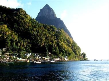 sunlink catamaran cruise st lucia excursion