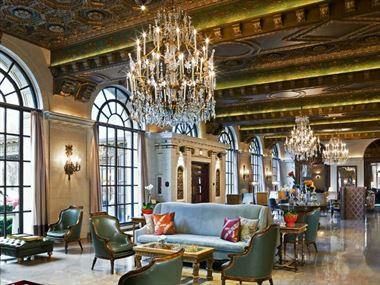 Lobby, The St Regis Washington D.C.
