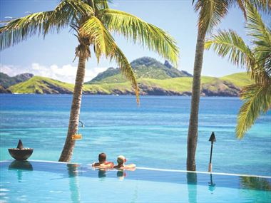 Tokoriki Island Resort main pool