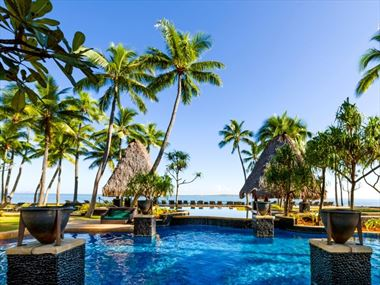 Westin Denarau Island Resort Main Pool