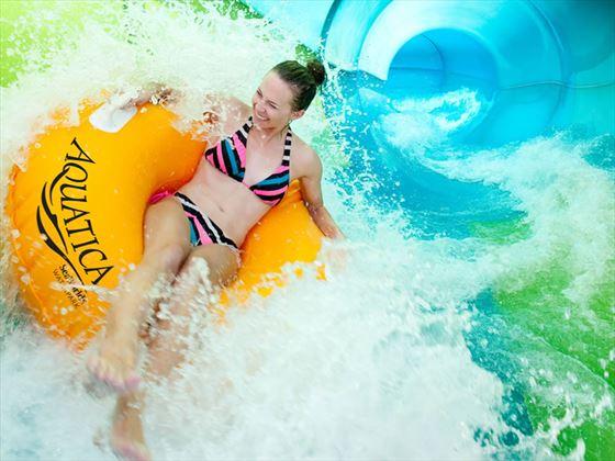 Omaka Rocka ride, Aquatica, Orlando