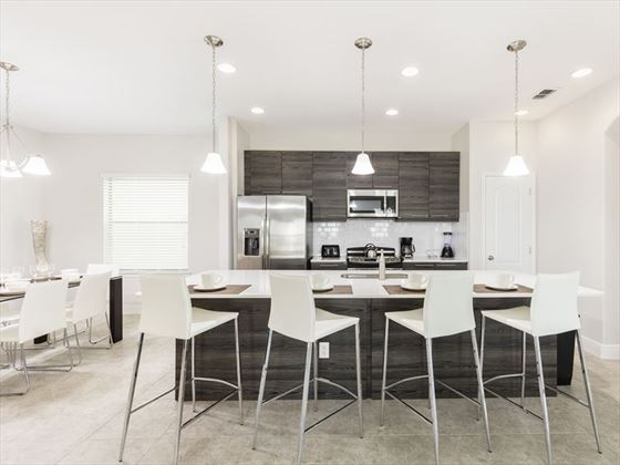 Balmoral example Kitchen