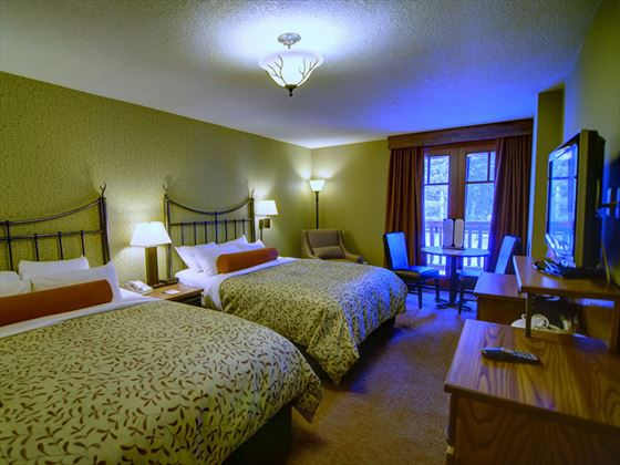 Superior queen guestroom