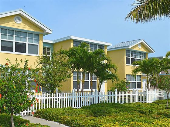 Barefoot Beach Resort external view