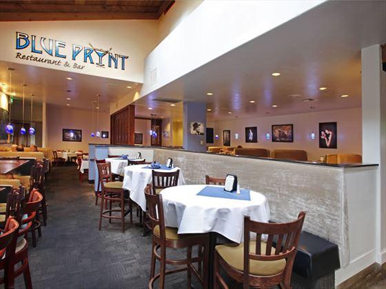 Blue Prynt Restaurant