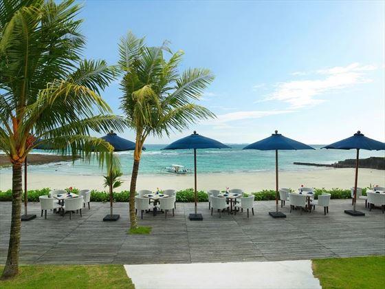 Biru Restaurant Ocean Front